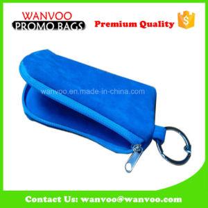 Eco-Friendly Velvet Blue Tablet PC Packing Bag pictures & photos
