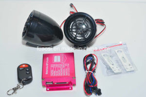 Motorcycle Alarm MP3 Player Audio. Stereo/ Radio pictures & photos