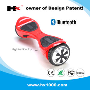 2015 Newest Unicycle Double Bluetooth Speaker for Newest Electric Scooter pictures & photos