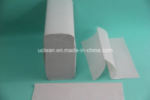 Mutifod Hand Paper Towel, 250sheets, Rcycled White Color pictures & photos