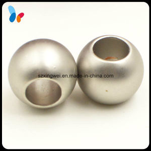 Alloy Metal Round Rope End Stopper for Garment pictures & photos