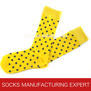 Dots Happy Sock pictures & photos