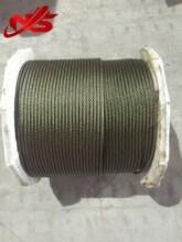 Ungalvanized Steel Wire Rope 6 X 36 pictures & photos