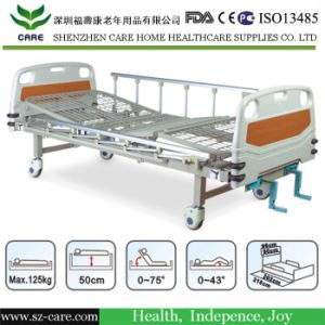 Rotating Hospital Beds with CE and FDA Certificate pictures & photos