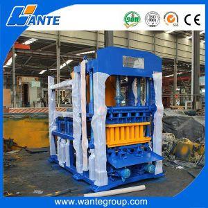 Qt6-15c Hydraulic Press Fully Automatic Brick Making Machine, Guangzhou Block Making Machine pictures & photos