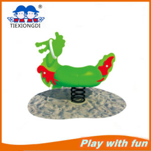 Amusement Games Outdoor Playground Rocking Horse Rider pictures & photos