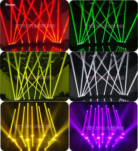 Disco Lighting Compact 1r 120W Beam Moving Head Light pictures & photos