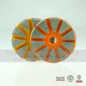 High Cost Performance! Concrete Grinding Plate/ Concrete Grinding Wheel L09 pictures & photos