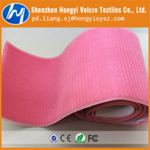 Nylon Durable Non-Brushed Loop Velcro Tape pictures & photos