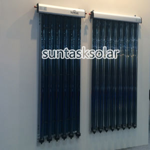 Highest Power Output Vacuum Tube Heat Pipe CPC Reflector Solar Heater (SHC15) pictures & photos