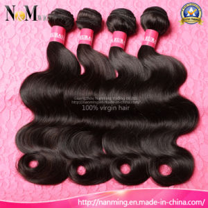 Chinese Virgin Hair Body Wave Natural Color Natural Human Hair pictures & photos