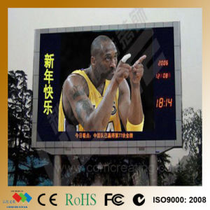Shenzhen Manufacturer Full Color Outdoor Video Wall P10mm LED Panel