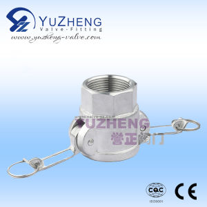 Stainless Steel Part DC-Dust Cap (Camlock Coupling) pictures & photos