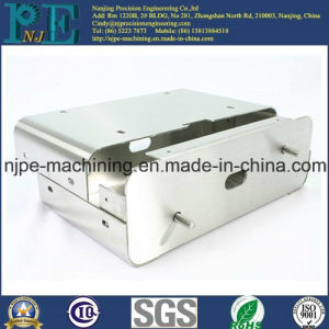Custom High Quality Sheet Metal Fabrication Aluminum Case pictures & photos