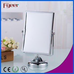 "Fyeer 6""X8"" Rectangle Makeup Mirror Magnifying Desktop Table Mirror pictures & photos"
