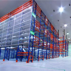 High Quality Warehouse Mezzanine Floors Storage Rack pictures & photos