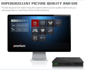 Professional Ipremium Android TV Box with Strong Tech Support pictures & photos