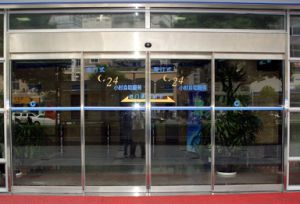 Automatic Sliding Door with CE Certificated and ISO9001: 2000 pictures & photos