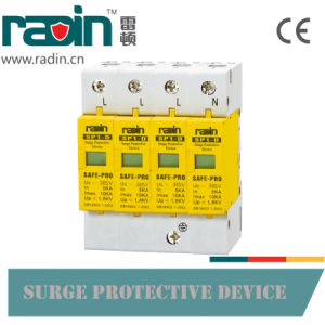 High Quality Surge Protective Device, Surge Arrester (SPD) pictures & photos