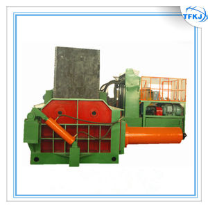 Waste Recycle Automatic Aluminum Baler pictures & photos