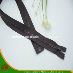 5# Plastic Normal Slider Open End Zipper pictures & photos