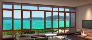 Big Aluminum Sliding Window for Building pictures & photos