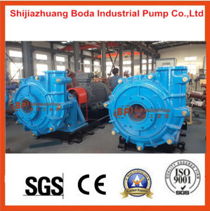 High Chrome Alloy Dry Sand Suction Mining Slurry Pump pictures & photos
