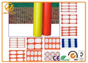HDPE Plastic Construction Site / Swimming Pool Safety Fence Light Weigt Flexible pictures & photos