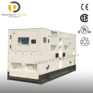 100kVA Isuzu Engine Silent Diesel Generator