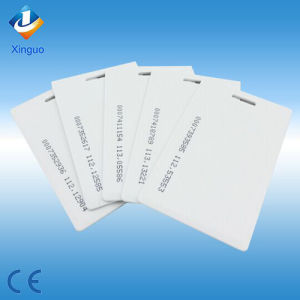 High Quality 125kHz Access Control RFID Card pictures & photos