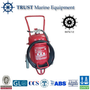 50 Kg Trolley Fire Fighting Dry Powder Extinguishers pictures & photos