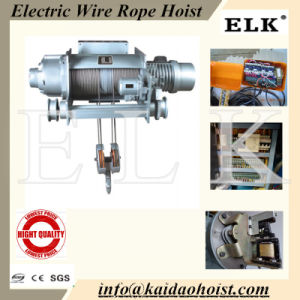 Latest Hot Selling! ! 5t Jk/Jm Explosion-Proof Electric Wire Rope Hoist From Manufacturer pictures & photos