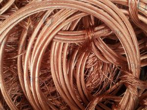 Copper Scrap99.99%, Copper Wire Scrap, Millberry Copper 99% Factory pictures & photos