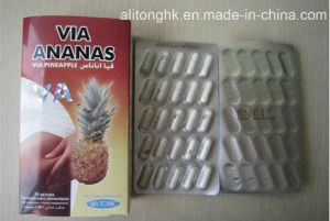 Via Ananas Slimming Capsule 2016 Hot Sale, Pure Herbal pictures & photos