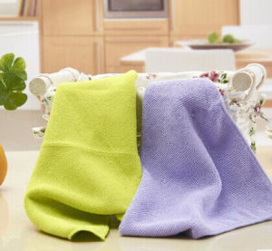 Terry Microfiber Cloth 4001 for Multipurpose pictures & photos