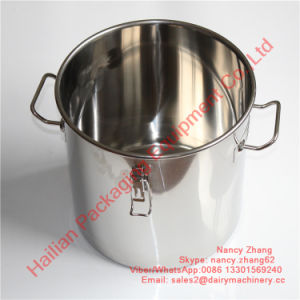 Noncorrosive Stainless Steel Airtight Transportation Container pictures & photos