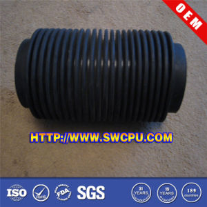 Rubber Bellow Corrugated Pipe Rubber Hose (SWCPU-R-H537) pictures & photos