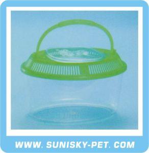 Transparent Plastic Pet Carrier (SFT-225A) pictures & photos