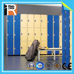 Strong and Easy to Clean Laminate Locker (L-8) pictures & photos