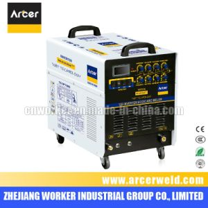 Industrial Inverter AC/DC Pulse TIG/MMA Welding Machine pictures & photos