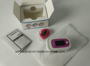 New-OLED Fingertip Pulse Oximeter with Pi and Data Store Function pictures & photos