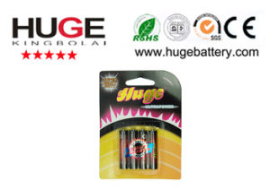 1.5V AAA Size Heavy Duty Battery R03 pictures & photos