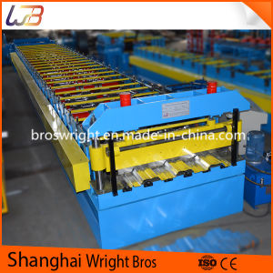 Floor Deck Plate Roll Forming Machine pictures & photos