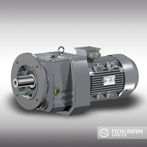 R Series Helical Flange Mounted Gearbox pictures & photos