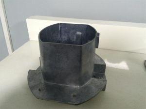 Aluminum Alloy Coffee Case Die Casting
