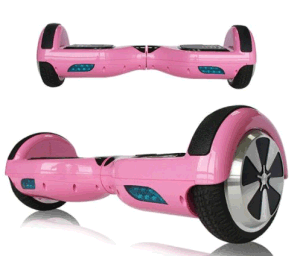 Self Balancing Scooter Hover Board Pink