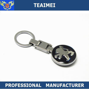 2016 Car Logo Alloy Metal Keyrings For Cars pictures & photos