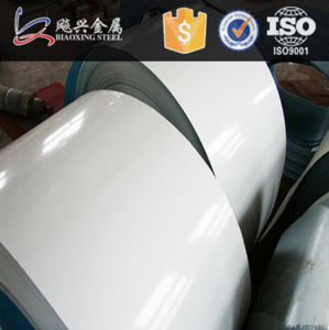 long span color coated corrugated roofing steel coil pictures & photos