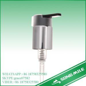 24/410 Aluminum Collar Cream Pump with Clip pictures & photos