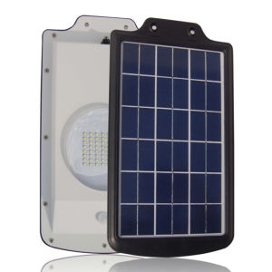 All in One Solar LED Yard Street Light (with sensor)
